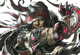 Win a copy of Soul Sacrifice!