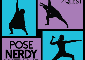 Get Your Geek Sweat On with YogaQuest | Wizard World 2015