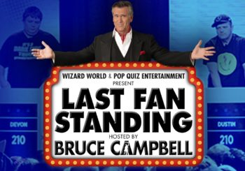 Bruce Campbell Wants to Crowd-Fund Another Season of Last Fan Standing | Wizard World Chicago 2015