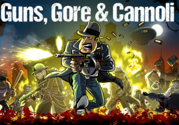 Guns, Gore & Cannoli | Review