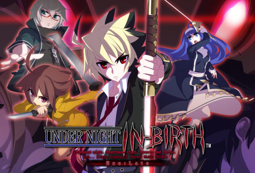 Under Night: In Birth EXE: Late