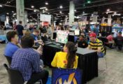 Gaming Goes Big at Wizard World Chicago