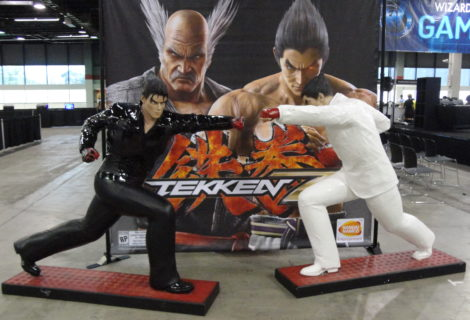 Tekken 7: Fated Retribution Impressions and Exhibition Viewing