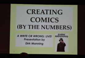 C2E2 2017: Creating Comics (by the Numbers): A Write or Wrong: Live! by Dirk Manning