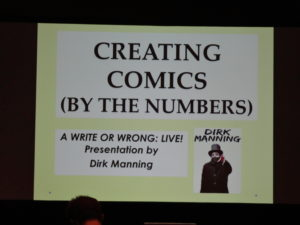 Mr. Dirk Manning's Panel.